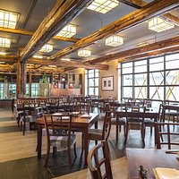 Genji Main Dining Area