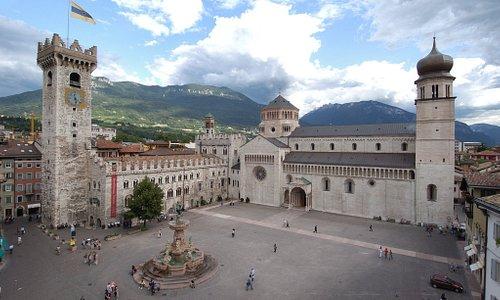 Palazzo Pretorio, sede del Museo Diocesano Tridentino