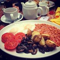 My sisters breakfast