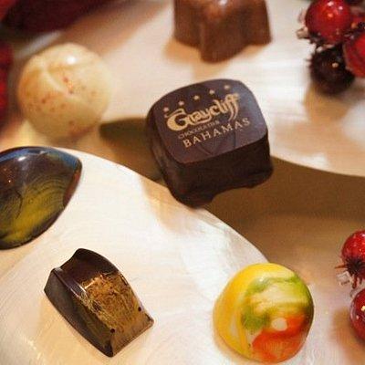 Graycliff Chocolatier Bon Bons