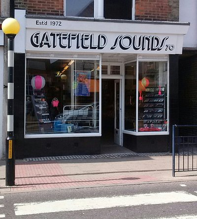 Gatefield Sounds, Whitstable