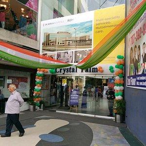Crystal Palm Mall