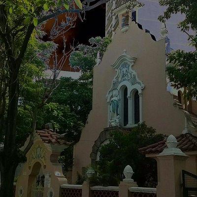 capela da Tijuca, RJ, Brasil.