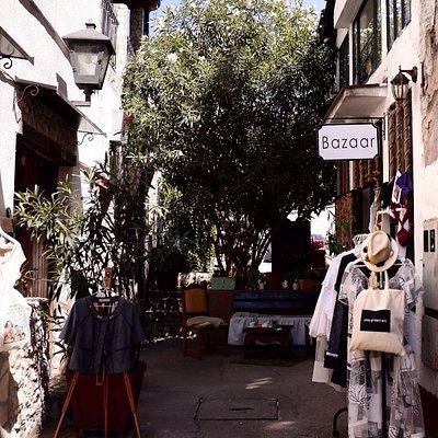 Bazaar In Mostar