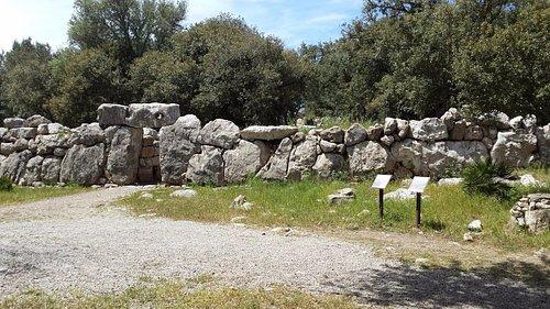 Prehistoric Village entrance