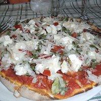 Pizza Architetto at L'Incontro