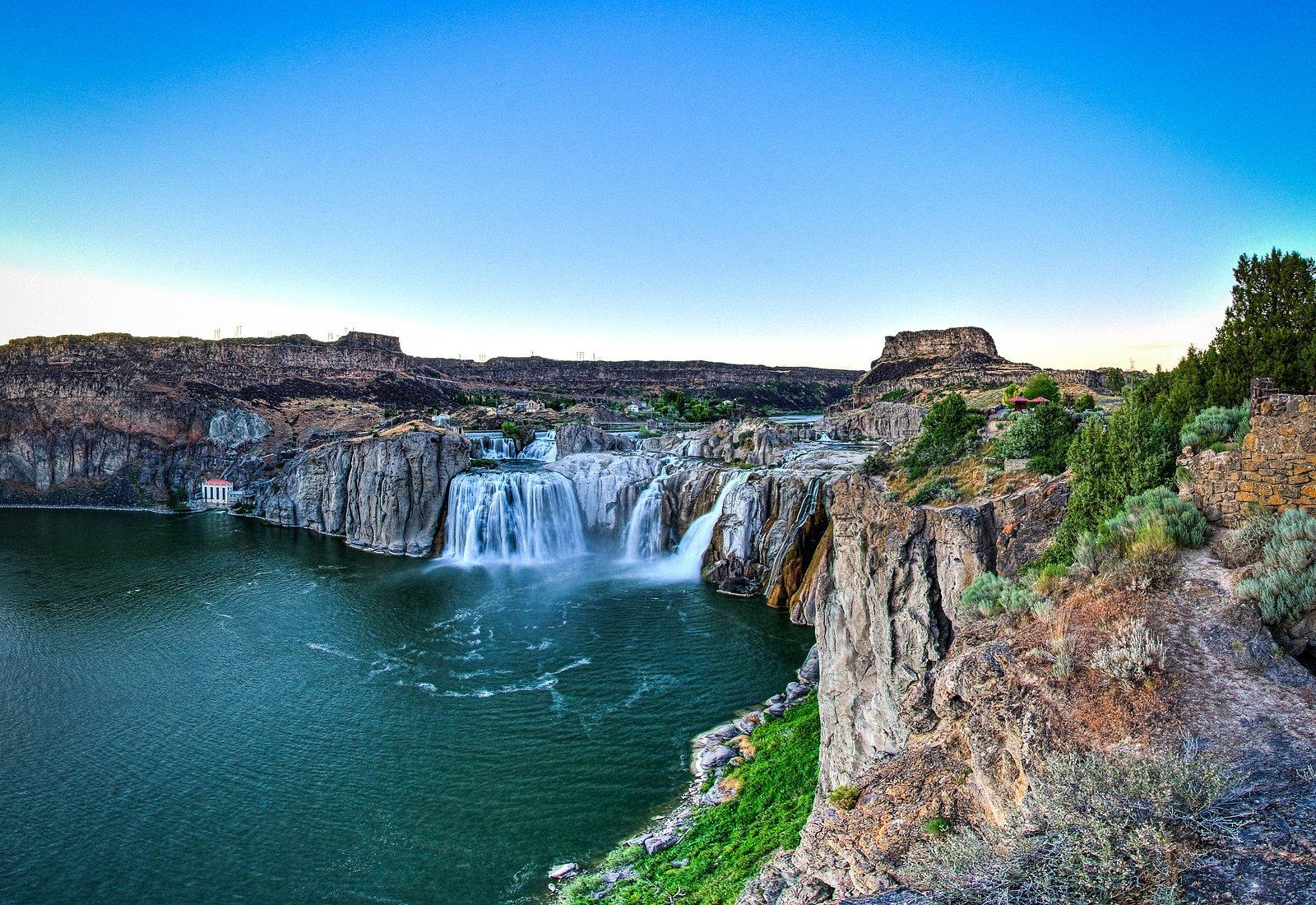 Shoshone Falls, Twin Falls