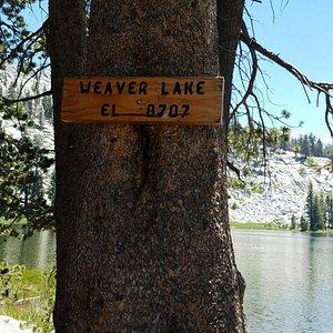 Weaver Lake Trail
