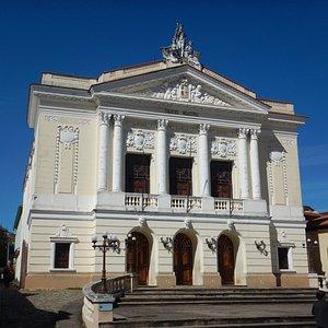 Teatro Municipal de São João Del Rei - MG