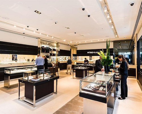 TAG Heuer - MacArthur Central Shopping Centre