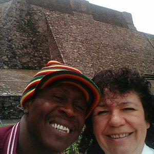 Pyramid de Tenayuca