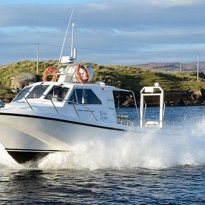 Elsie Jayne Charter Boat