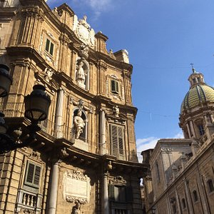 Palermo has many things to offer, it's old history and culture is to be found everywhere you loo