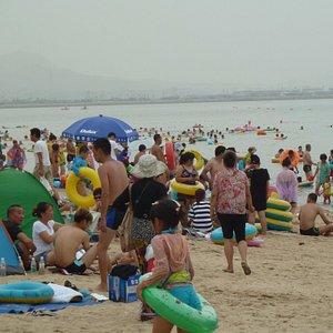 BeIhai Beach - just your average day