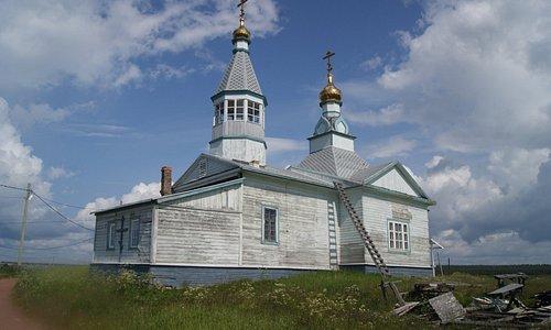 Церковь в Кашкаранцах