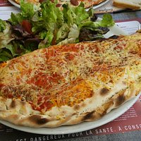 Pizza Calzone!