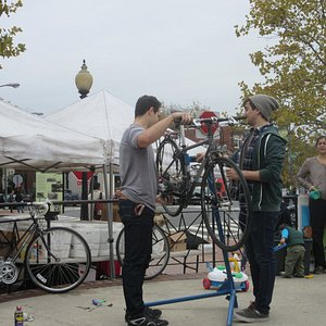 Fix your bike for free