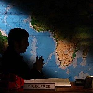 Mr Dupree's Office