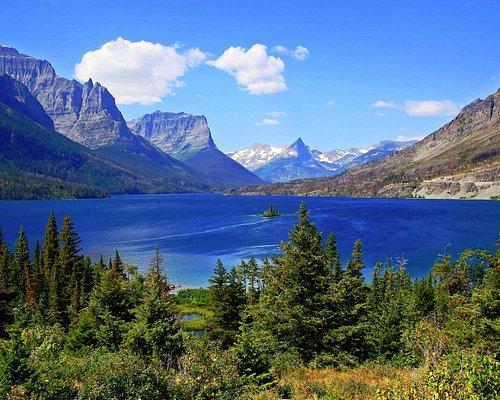 St Mary Lake, Glacier National Park