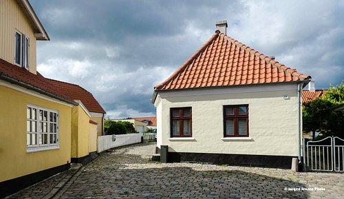 Fiskerklyngen, den ældste bydel i Frederikshavn.
