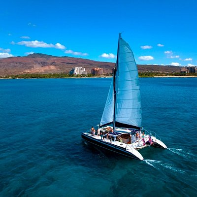 Hololeakai Sail boat