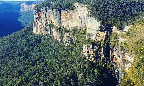Govetts Leap Lookout