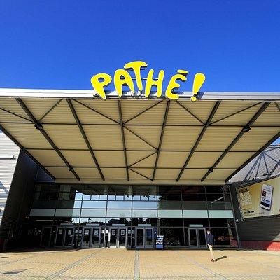 Façade du cinéma Pathé Evreux