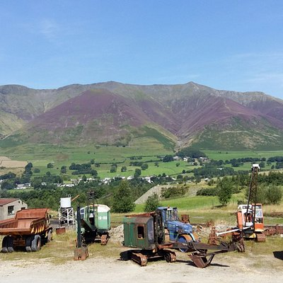 Blencathra and Threlkeld mining Museum