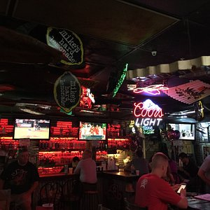Very nice place, nice bar tenders, nice customers who want to spend a good time and have good dr