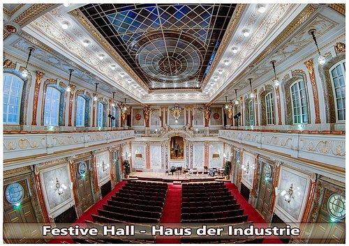 Ort- Haus der Industrie