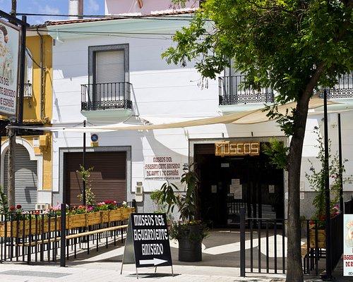 Entrada a los Museos del aguardiente anisado de Rute y España
