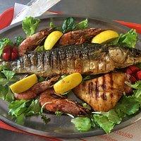 Amazing fresh food buonissimo e fresco anche la Paranza