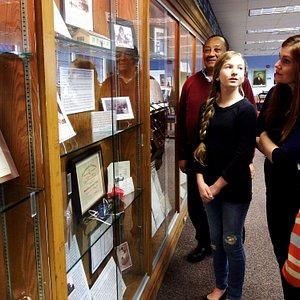 J.J. Wright exhibit