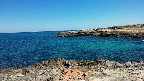 Spiaggia Costa Merlata di Ostuni