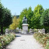 Monument à Louis Pasteur