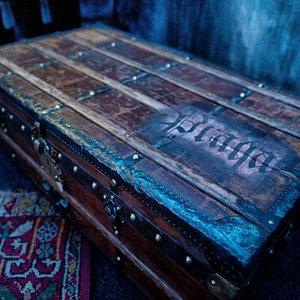 Faust - úniková hra / escape game