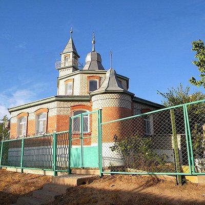 Мечеть в Солянке