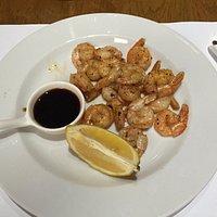 my shrimp dish