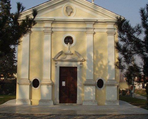 Chiesa di San Michele arcangelo a Talponedo
