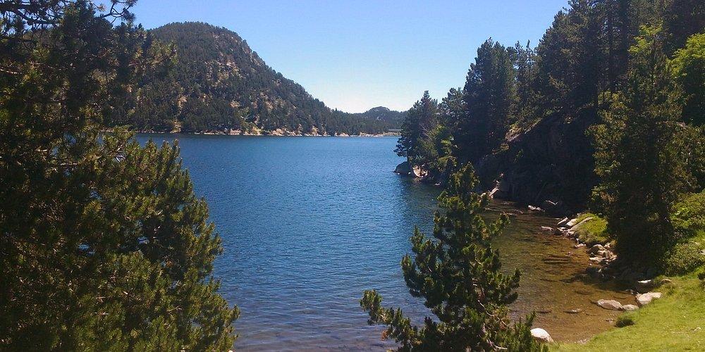 Lac des Bouillouses autre vue