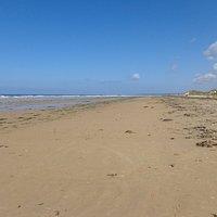 Plage et dunes d'Hataiville