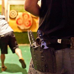 TKTO - Toronto Knife Throwing
