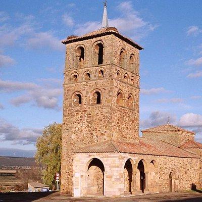 Iglesia de Santa María, Tábara (Zamora).