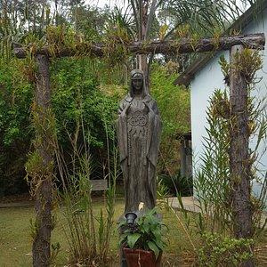 Nossa Senhora da Santíssima Trindade