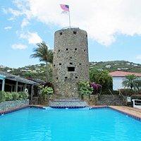 Blackbeard's tower