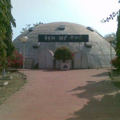 Nehru Art Gallery