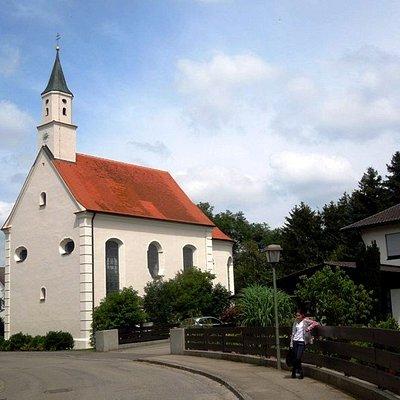 церковь St.Rasso