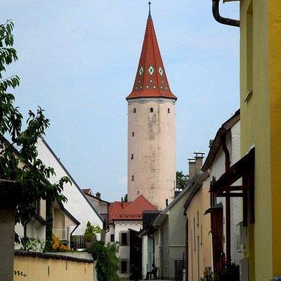 Imhofgasse и башня