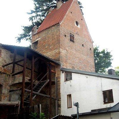 Солдатская башня