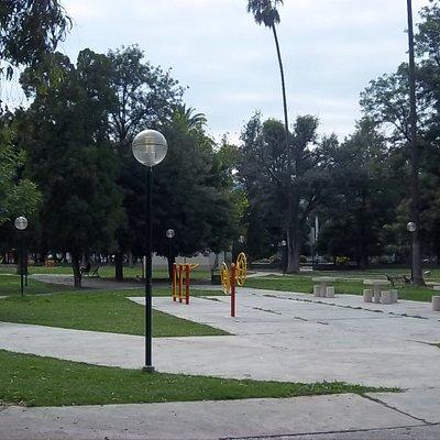 Juegos en la Plaza Anfiteatro